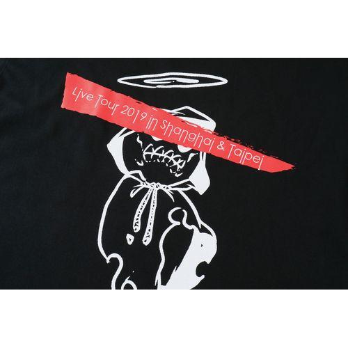 Live Tour 2019 T-shirt Type E (black)