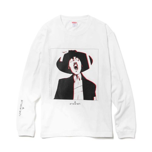 amazarashi tour 2019 long sleeve T-shirt