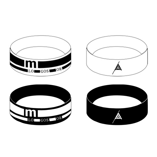 New logos order rubber band