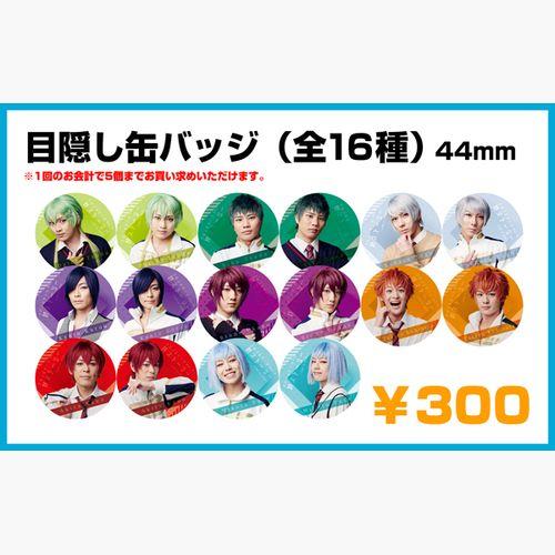 【アルスマグナ】目隠し缶バッジ(全16種)