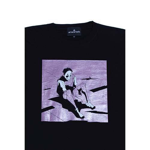 amazarashi Tour 2020 Long Sleeve T-shirt Purple