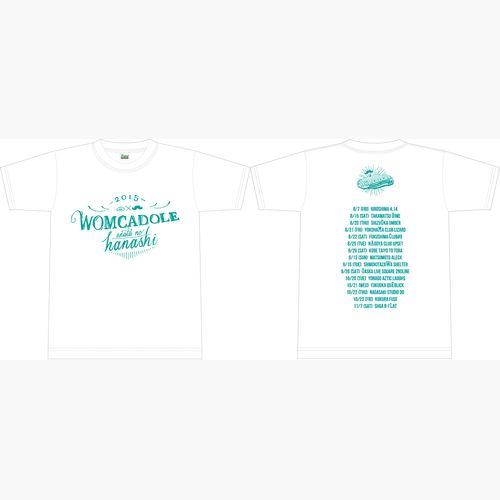 【WOMCADOLE】アナタノハナシT(白)