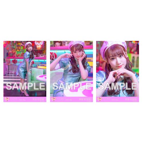 生写真セット(「CAMEO」MV衣装)