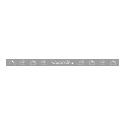 【WOMCADOLE】ライターラバーバンド(黒)