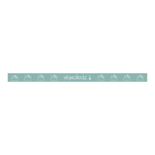 【WOMCADOLE】ライターラバーバンド(緑)