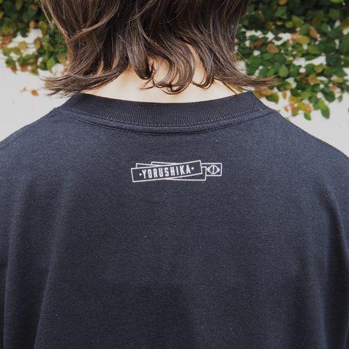 月光Tシャツ <Amy Orange>