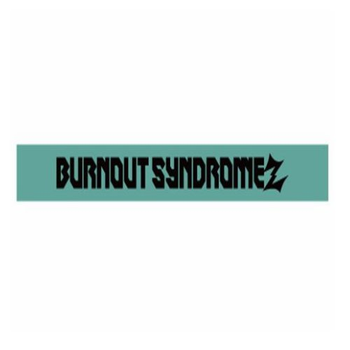【BURNOUT SYNDROMES】BURNOUT SYNDROMEZ ラバーバンド