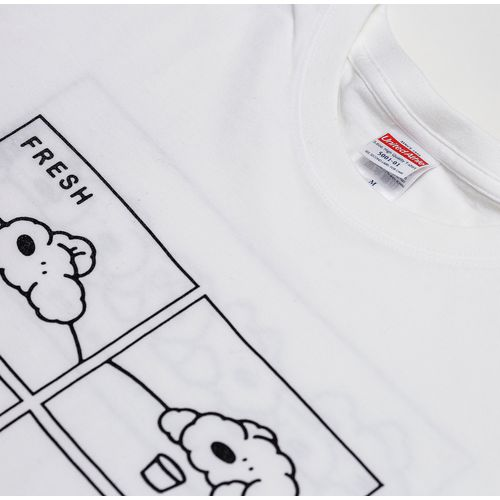 【Lucky Kilimanjaro】犬Tシャツ(FRESH)