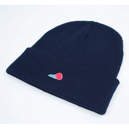 【Lucky Kilimanjaro】LOGO KNIT CAP