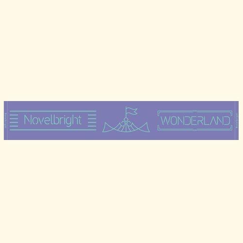 【アルバムリリース記念GOODS】「WONDERLAND」マフラータオル
