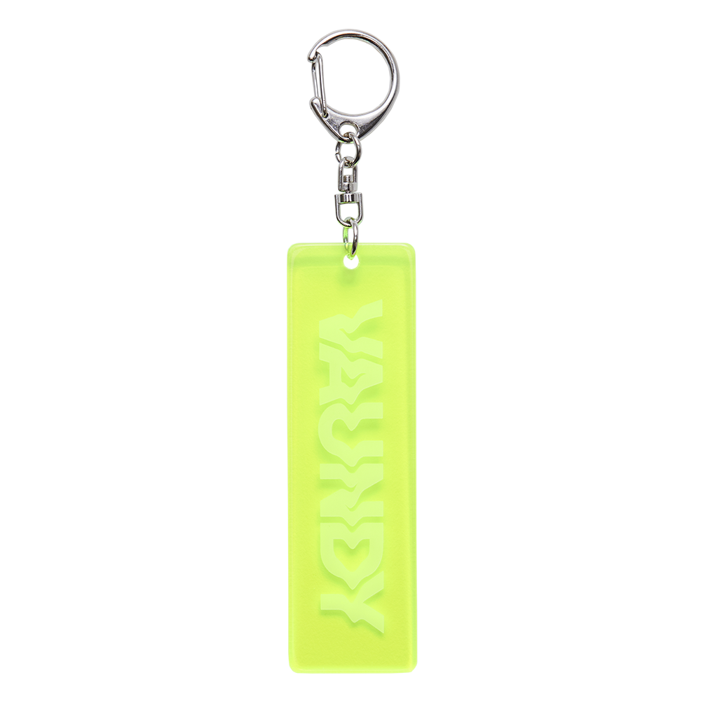 Key Holder [Fluorescent Yellow]
