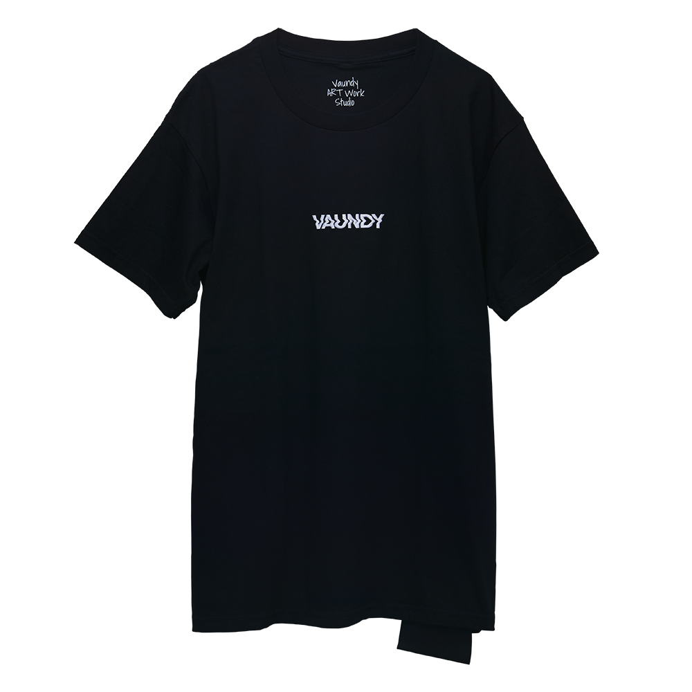 Logo T-Shirts [Black]