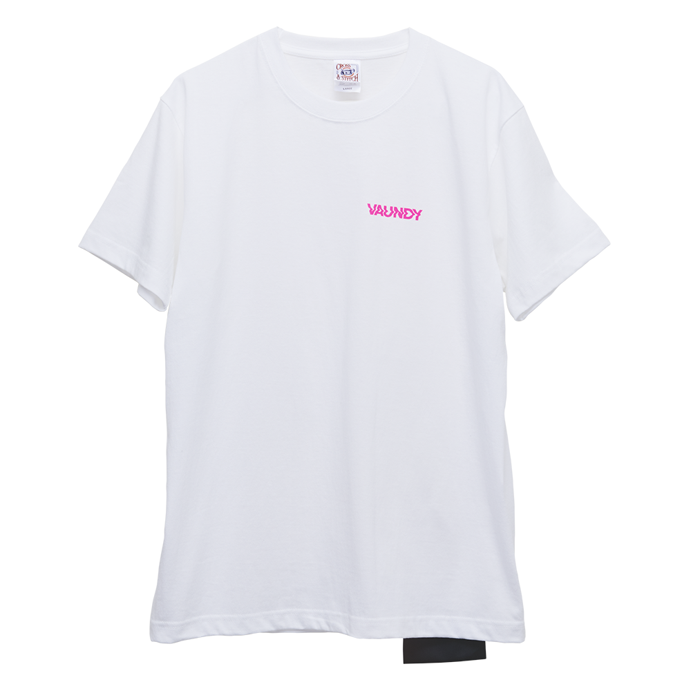 strobo T-Shirts [White]