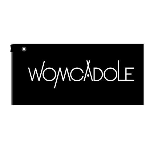 【WOMCADOLE】カラーバーチケットホルダー