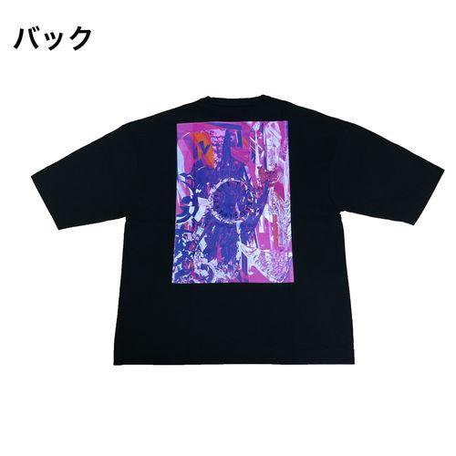 ONENESS WORLD BIG Tシャツ/ブラック