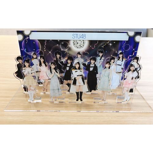 STU48 アクリルスタンドステージ