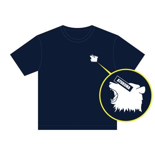 BOX LOGO BEAR ルームTシャツ