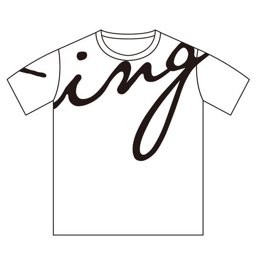 ing Tシャツ[ホワイト]