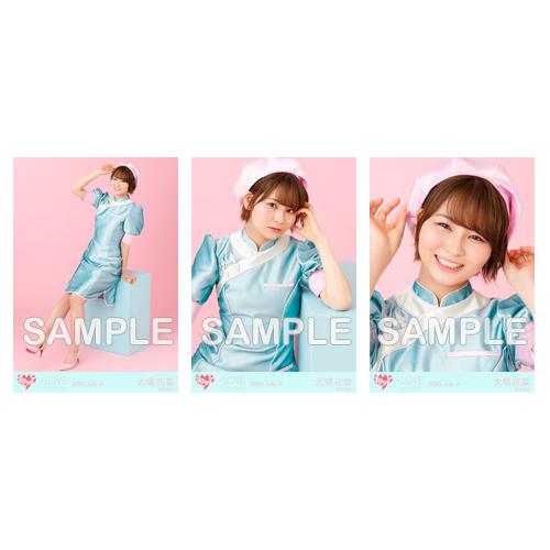 生写真セット(「CAMEO」MV衣装②)