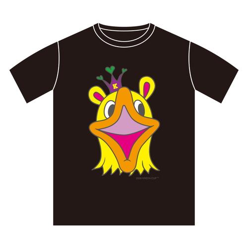クウマン Tシャツ[ブラック]
