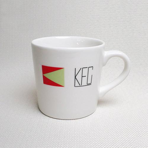 敵がいない国 マグカップ(KFC限定)
