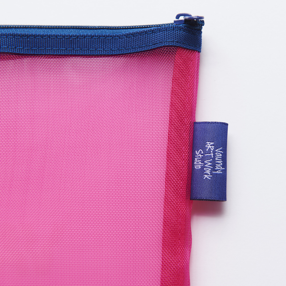 Mesh Pouch [Pink]