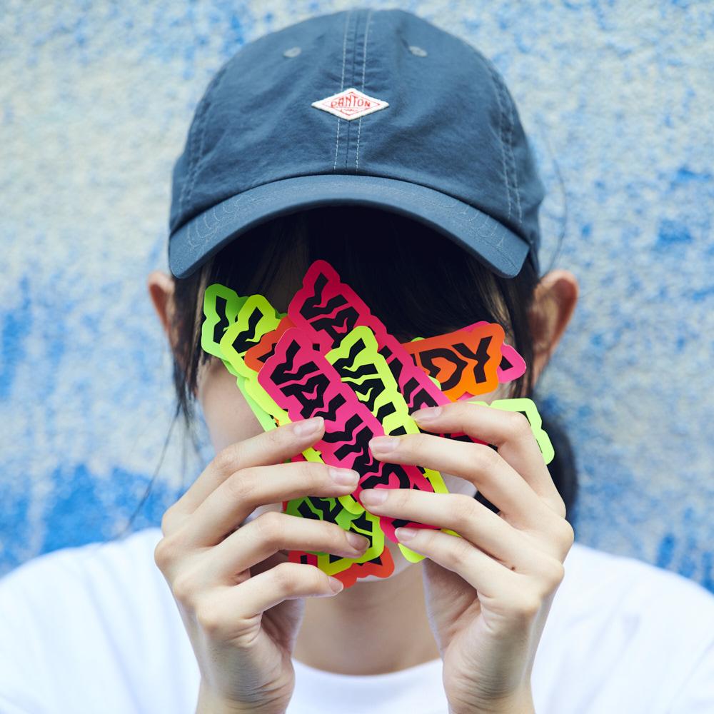 Sticker [Fluorescent Yellow]