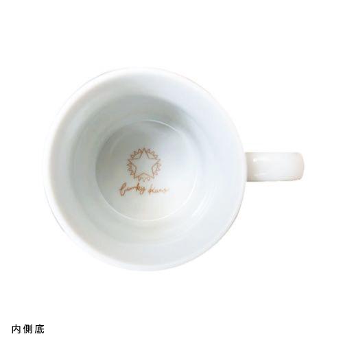 ファンキー加藤&ファン太・こむぎ マグカップ