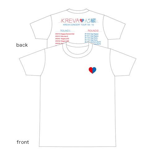 心臓 ツアーTシャツ