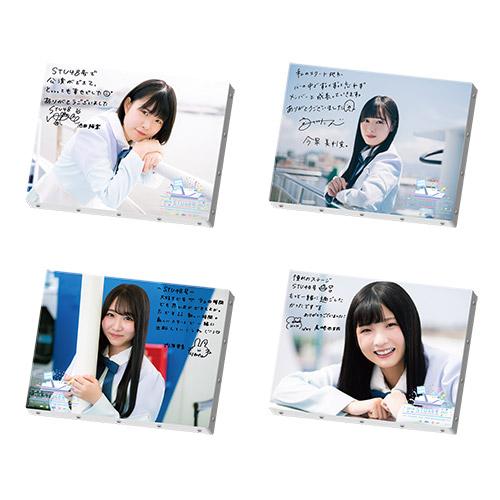 STU48【船上劇場STU48号 記念品】個別キャンバスボード