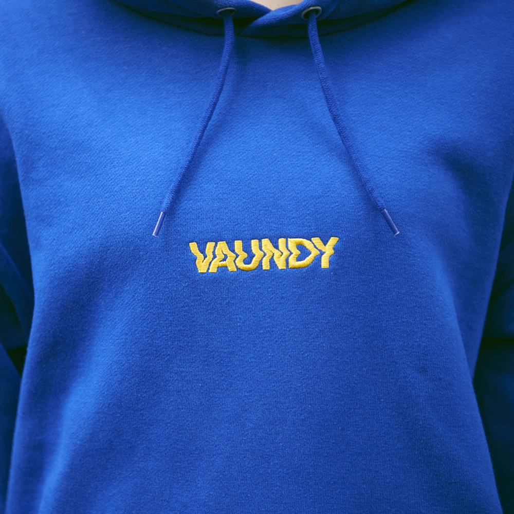 Logo Hoodie [Blue]