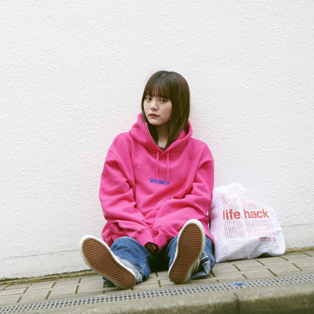 Logo Hoodie [Pink]