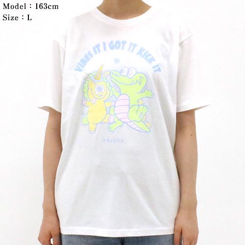 【EXIEEE×entrance】 オリジナルTシャツ(会員番号入り) / ホワイト