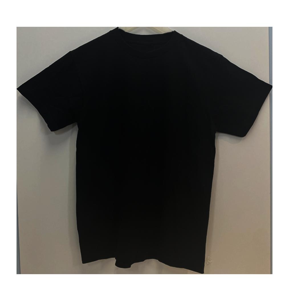 モノクローズ バックロゴTシャツ / ブラック