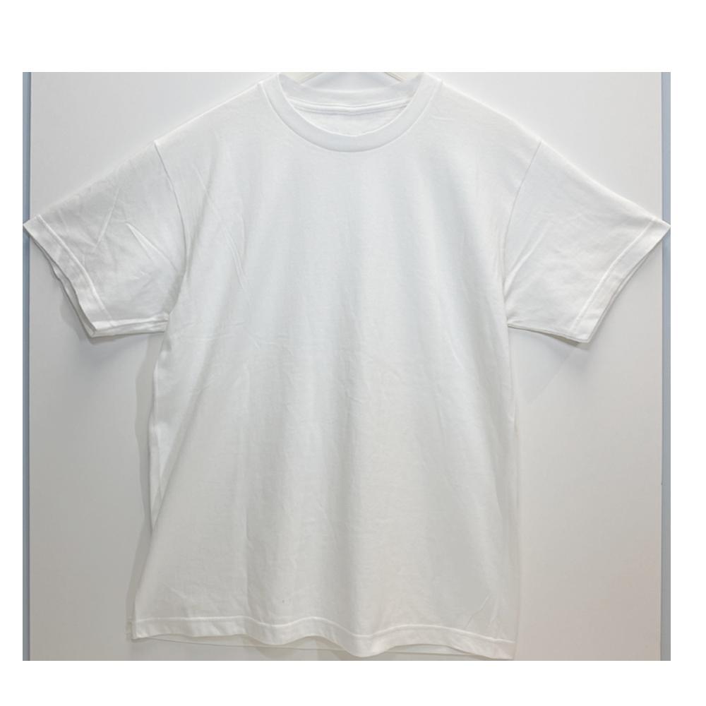 【再販】モノクローズ バックロゴTシャツ / ホワイト