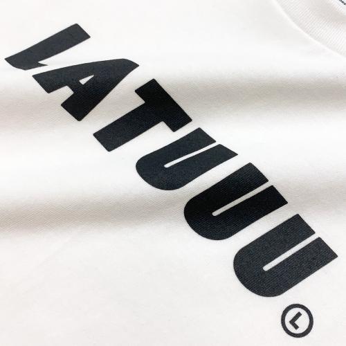 【ラトゥラトゥ】LATUUU Tシャツ(ホワイト)