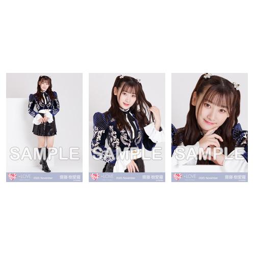 生写真セット(3周年記念コンサート衣装)