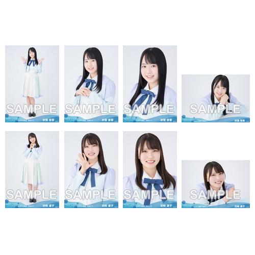 【通常配送】STU48 2020年11月度netshop限定ランダム生写真5枚セット【2期研究生】