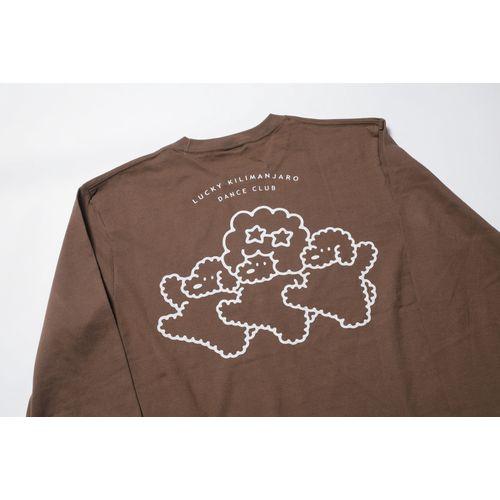 【Lucky Kilimanjaro】LKDCロンT -中村美遥コラボ- ダークブラウン