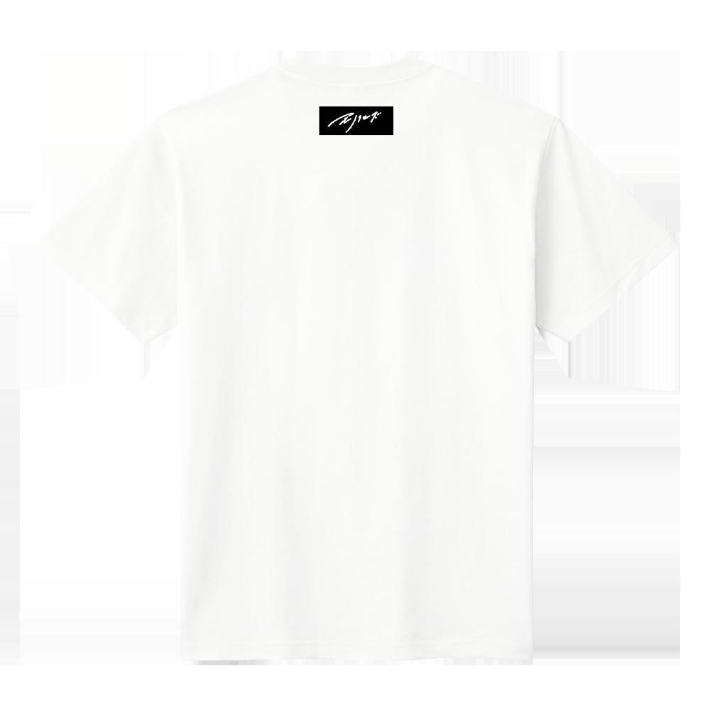 「モノクローズONLINE STORE」限定 生駒里奈オフィシャルフォトTシャツ 2020 / ホワイト