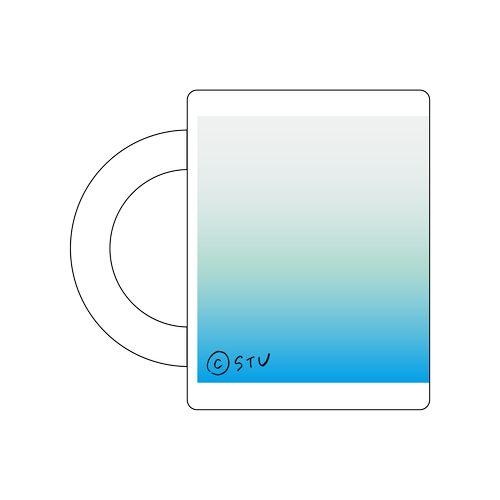 STU48 「青い向日葵」メンバープロデュース マグカップ