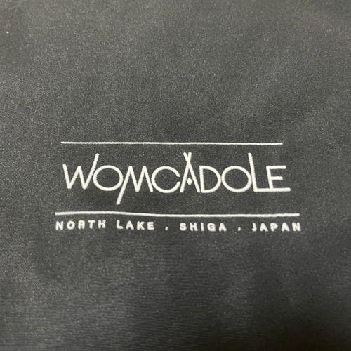 【WOMCADOLE】フリースジャケット(ネイビー)