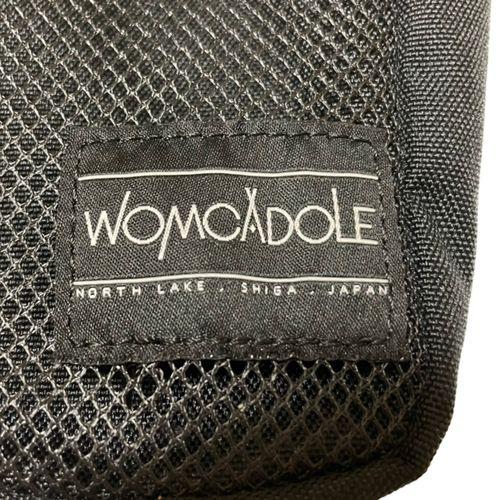 【WOMCADOLE】ショルダーバッグ