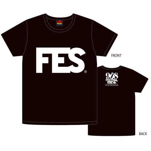 908FES 2013  FES T-shirts [ブラック]