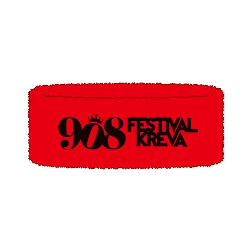 908FES 2013  リストバンド[レッド]