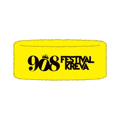 908FES 2013  リストバンド [イエロー]