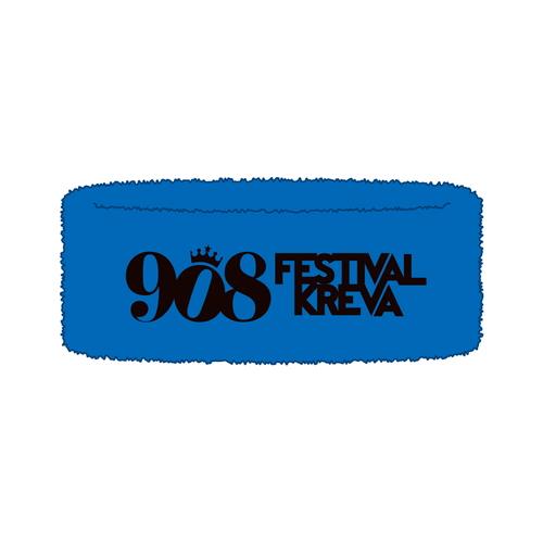 908FES 2013  リストバンド [ブルー]