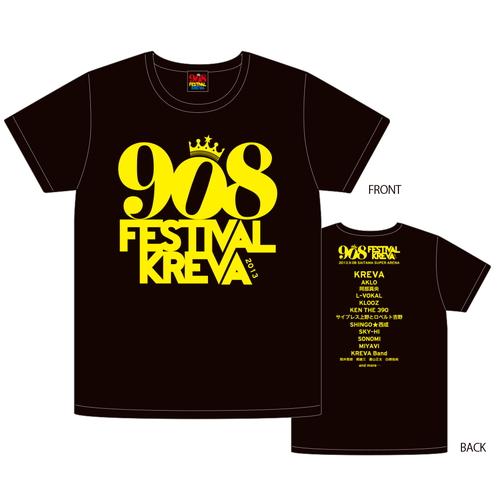 908FES 2013  FES T-shirts [イエロー]