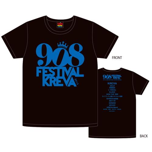 908FES 2013  FES T-shirts [ブルー]