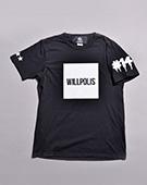 WILLPOLIS Tシャツ(BLACK)